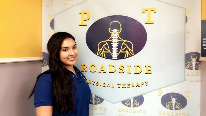 Katherine Ortega - PT Aide - Roadside Physical Therapy